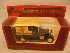 1970-1995 MATCHBOX LESNEY MODELS OF YESTERYEAR Y5 AMI 25TH ANNIVERSARY 1927 MIB