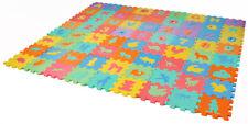 Puzzlematte Spielmatte Bodenmatte Spielteppich Kinderteppich 72 Tlg 4495