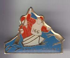 RARE PINS PIN'S .. SPORT NAUTIQUE CANOE KAYAK LORRAINE EPINAL GOLBEY 88 ~D1