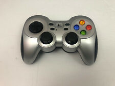 Logitech Wireless Gamepad F710  Silver Controller ONLY NO RECEIVER