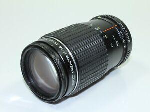 SMC Pentax M 75-150mm f4 Zoom Camera Lens Pentax K Mount 7401075