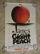 James and the Giant Peach movie poster  20 x 30 inches