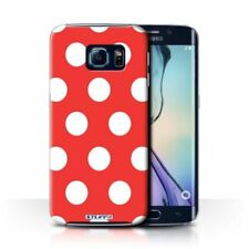 Étuis, housses et coques rouge Samsung Galaxy S pour téléphone mobile et assistant personnel (PDA) à motifs