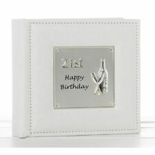 Deluxe Happy 21st Birthday Gifts Present Photo Album For Male Men Female Her