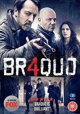 BRAQUO The Complete Season 4 DVD Set BRAND NEW 2016