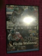2011 Liege-Bastogne-Liege Fleche-Wallonne World Cycling Productions (2 Dvd) New