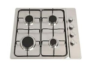 Montpellier GH60X 60cm Built In Gas Hob in Stainless Steel New and Boxed