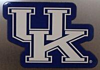 University of Kentucky Wildcats Team Magnet Football Logo NCAA College Car UK