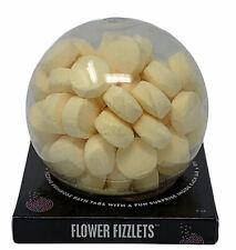 Da Bomb Bath Fizzers Flower Fizzlets Bath Soaks - 11 oz Floral Scented Mini Bath