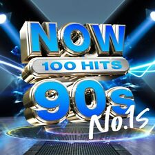 Now 100 Hits: 90s No. 1s - Various Artists (Album) [CD]