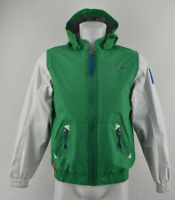 DIDRIKSONS 1913 Junior Storm System Waterproof Hooded Zipped Jacket Size 150
