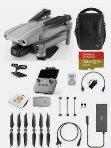 DJI Mavic Air 2 Drone — 4K Camera full set