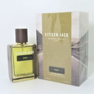 Citizen Jack Gold By Michael Malul London 3.4 oz Eau De Parfum Spray