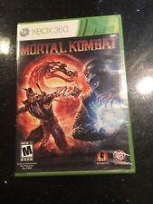 Mortal Kombat - Xbox 360 Brand New Factory Sealed