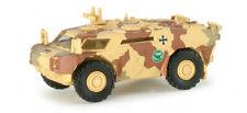 Roco Minitanks H0 5000 Reconocimiento Blindado Lgs Fennek Isaf , Herpa 741019
