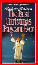 A Trophy Bk.: The Best Christmas Pageant Ever by Barbara Robinson (1988, Paperb…