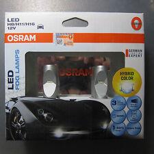 Osram H8 H11 H16 LED 6000K 12V PGJ19-1/2/3 65219CW Headlight Bulb Fog Lamp