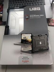 UAG MacBook Pro 15 inch (4th Gen, 2016-2019) Feather-Light Rugged-Plasma