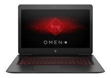 HP Omen 17-w238TX 17.3in. (256GB, Intel Core i7 7th Gen., 3.80GHz, 16GB) Notebook - Black - 1HP05PA