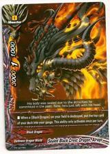 4x Sealed Black Crest Dragon, Alrage Buddyfight Promo Rare HOT MINT FREE SHIP