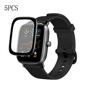3D Protective Film Screen Protector For Huami Amazfit GTS 2 mini Transparent Z