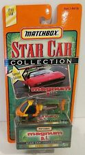 MAGNUM P.I. - T.C.'s HELICOPTER - 1998 Matchbox Star Car Series