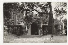 Tomb Of George Washington Mt Vernon Va USA RP Postcard  240a