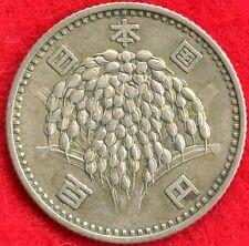 JAPAN - 100 YEN - YR38(1963) - 60% SILVER - 0.0926 ASW