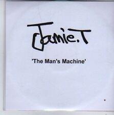 (BB42) Jamie T, The Man's Machine - DJ CD