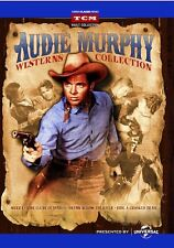 Audie Murphy Westerns Collection (DVD 4-Disc Set) Sierra/Drums Across the River+