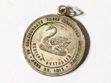 Antique Commemorative Medal George V Coronation 1911 Western Australia #MM20
