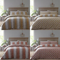 TRIBE Ethnic Inspired Tribal Reversible Duvet Cover/Quilt Cover Set Bedding