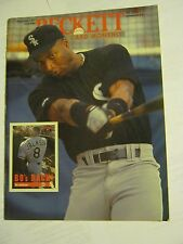 November 1991 Issue #80 Becket Baseball Card Monthly Magazine (GS2-19)
