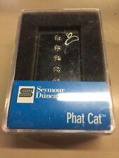 Seymour Duncan/sPH90-1B  Phat Cat Nickel Covered Electric Guitar Bridge Pickup
