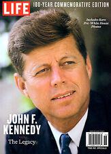 Life Magazine: John F Kennedy The Legacy 100 Year Commemortive Edition NEW JFK