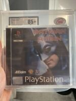 Batman And Robin Ps1 Sealed Graded Ps1 New Game