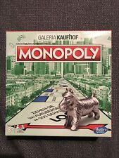 Hasbro Monopoly - Sonderedition Galeria Kaufhof - Reisespiel - NEU / OVP