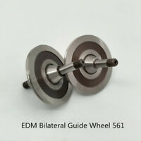561 Wire Cut EDM Machines Parts Molybdenum Wire Bilateral Guide Wheel 1SET(2PC)