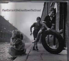 Paul Carrack-She Lived Down The Street cd maxi single