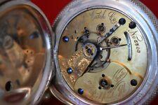 Antique 18s Rockford 15j Pocketwatch, movement # 3306