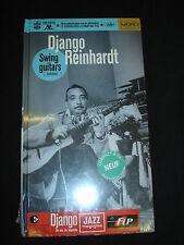 DJANGO REINHARDT Swing guitars- LONGBOX 3CD