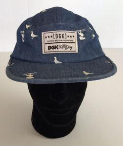 DGK Baseball Cap Adjustable Hat - DGK All Day
