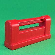 Playmobil 123 First Smile & 1.2.3 Zaun rot für Bauernhof #ma428