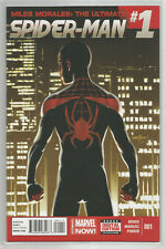 MILES MORALES: THE ULTIMATE SPIDER-MAN # 1 * MARVEL COMICS * NEAR MINT