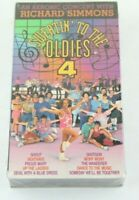 Richard Simmons Sweatin' To The Oldies 4 VHS Workout Video 1993