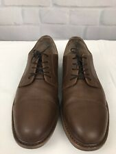 MERONA Men's Brown Leather Oxford Lace Up Shoes Sz 11 great condition! RN#17730