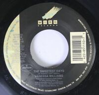 90'S 45 Vanessa Williams - The Sweetest Days / Dreamin' On Wing Records