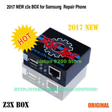 Newest Z3X BOX Gold Version Activated Samsung Pro For Repair Samsung+NO cables
