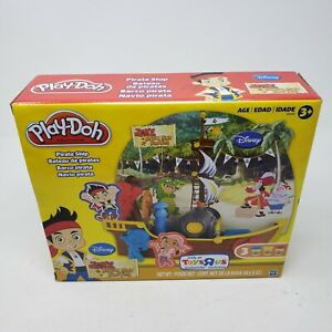 Disney Play-doh Jake and the Never Land Pirates Pirate Ship Toys R Us Exclusive