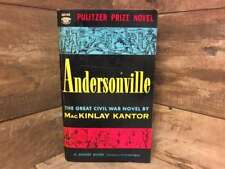 Andersonville by Kantor, MacKinlay